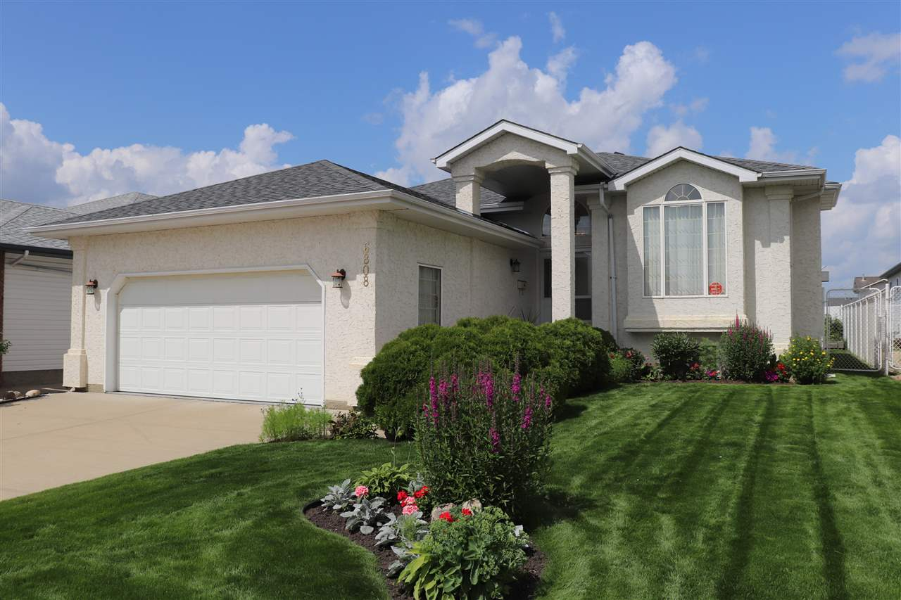 MLS® listing #E4165918 for sale located at 6808 162 Avenue NW