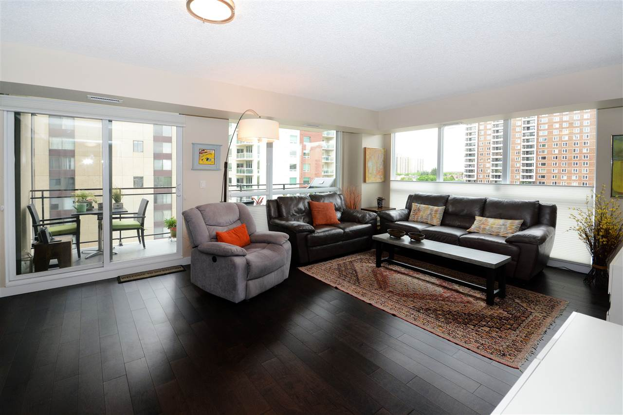 MLS® listing #E4165926 for sale located at 603 10046 117 Street