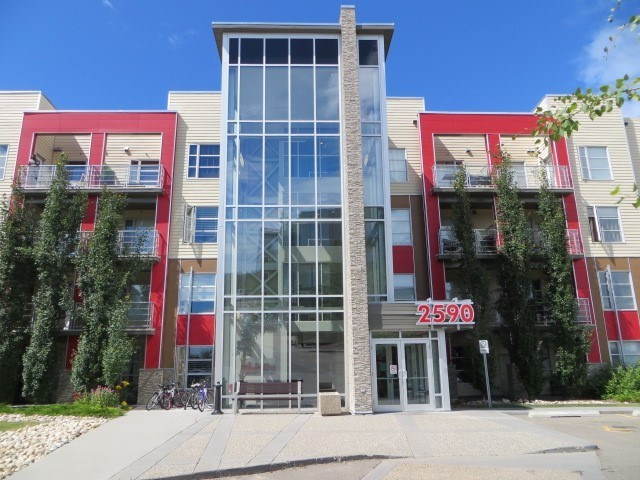 MLS® listing #E4165934 for sale located at 406 2590 ANDERSON Way