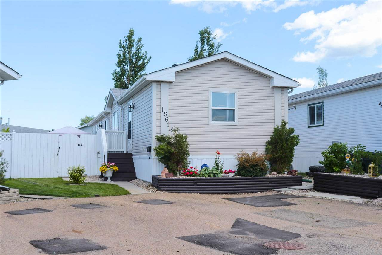 MLS® listing #E4165935 for sale located at 1661 Jubilee Crescent