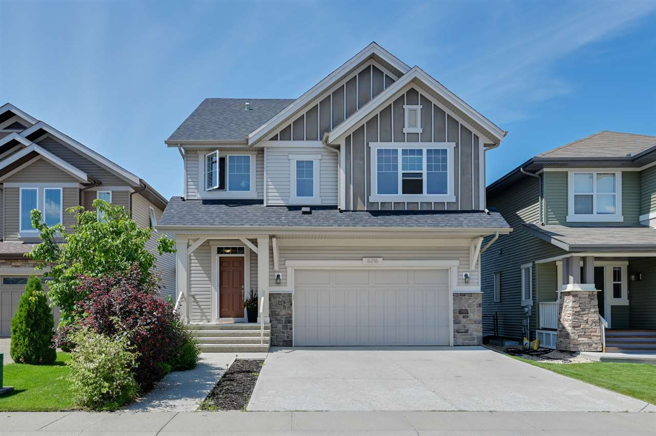 MLS® listing #E4165940 for sale located at 6216 Southesk Landing