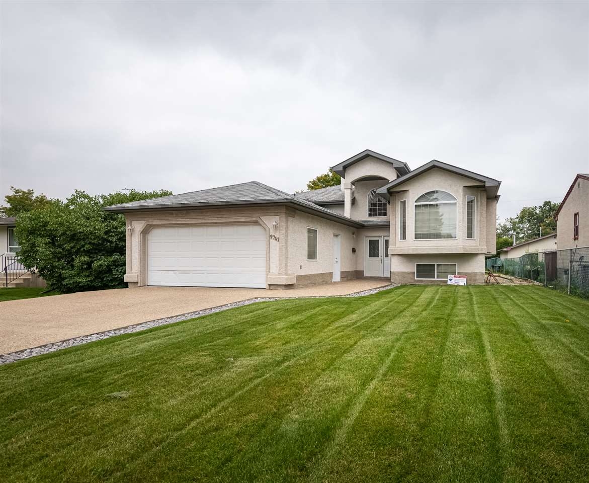 MLS® listing #E4165943 for sale located at 9741 161 Street