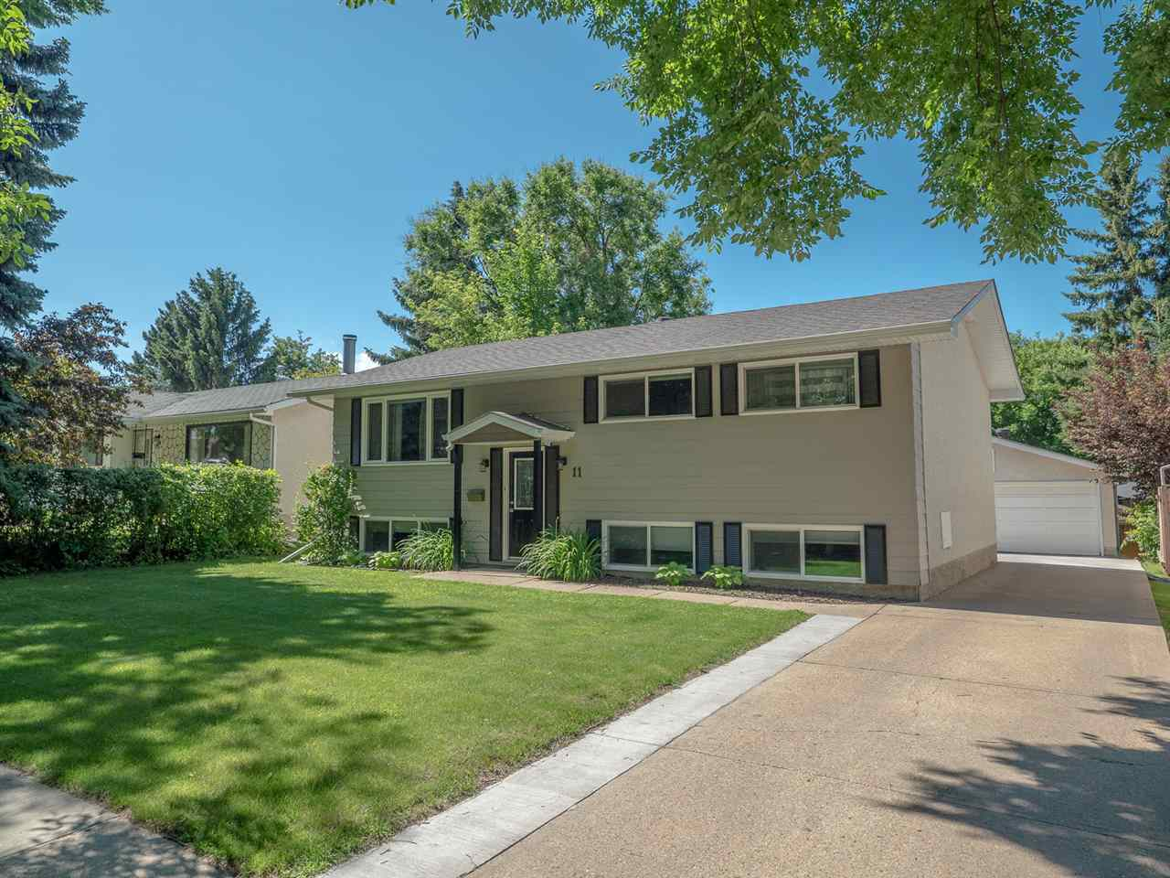 MLS® listing #E4165967 for sale located at 11 Broadview Crescent