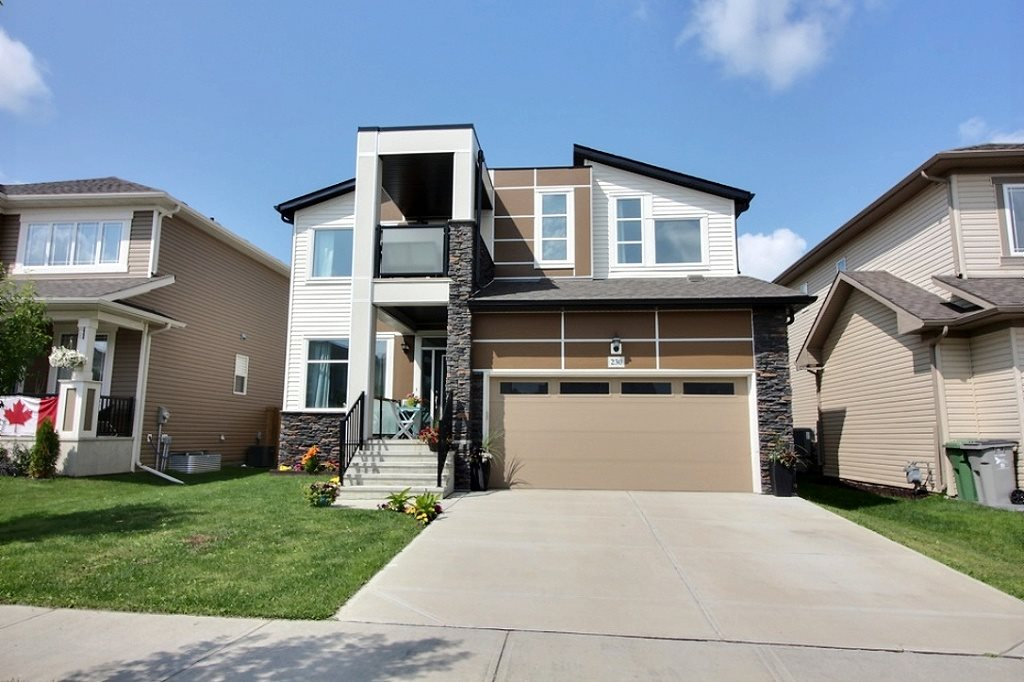 MLS® listing #E4165988 for sale located at 230 REICHERT Drive