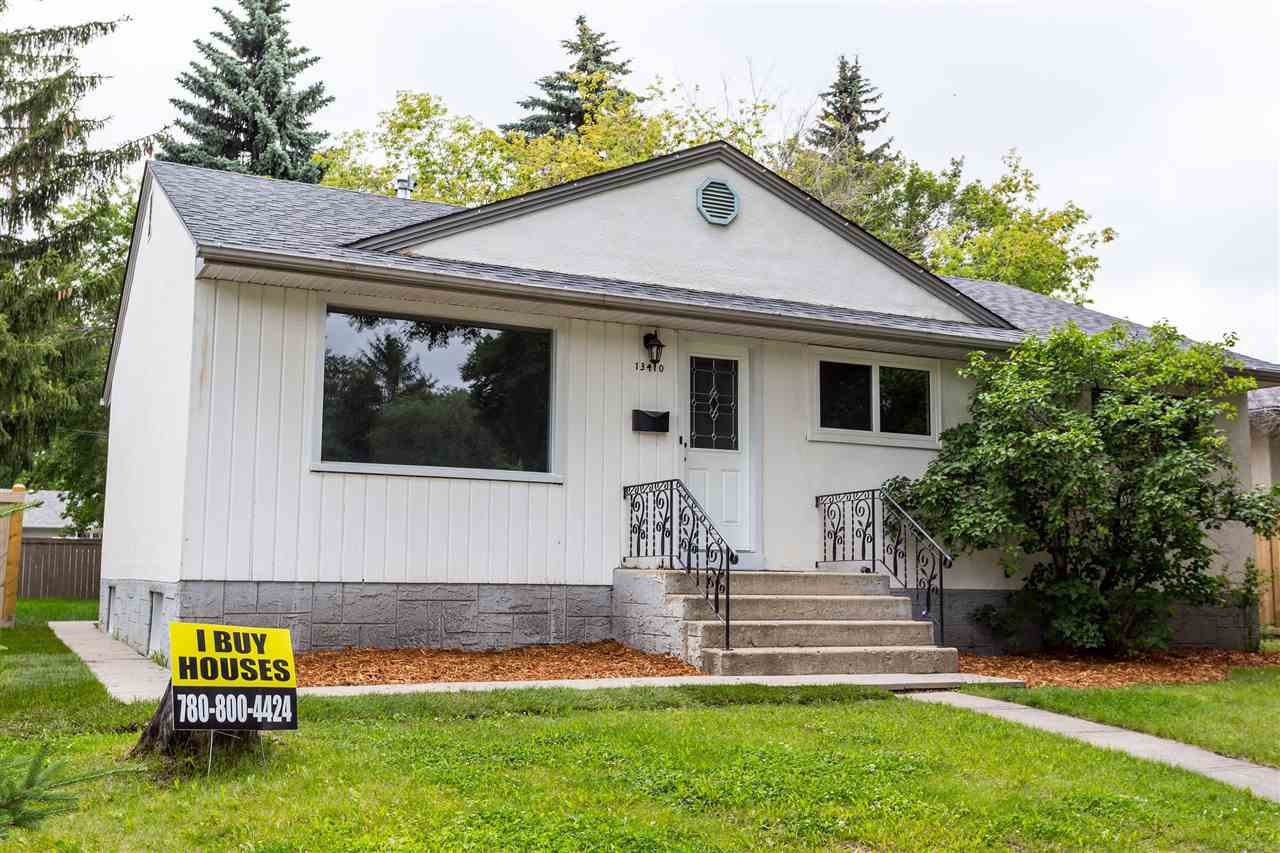 MLS® listing #E4165997 for sale located at 13410 123 Avenue