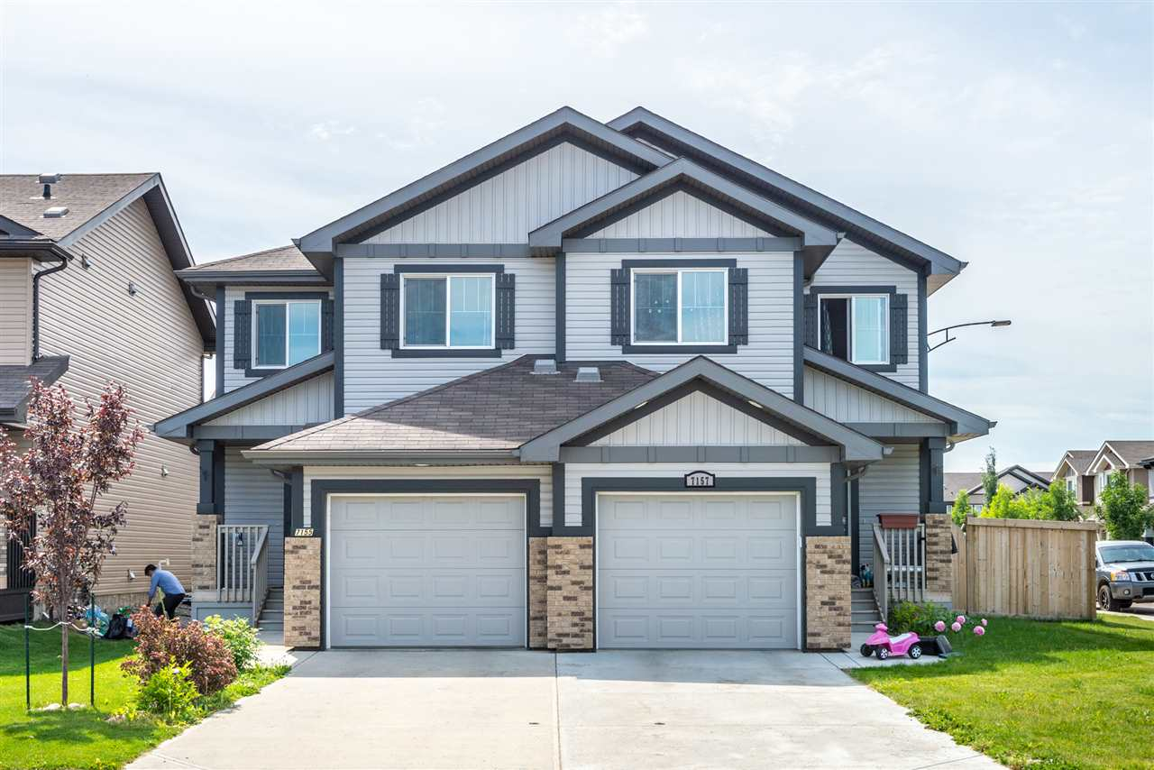 MLS® listing #E4166001 for sale located at 7155 ARMOUR Link