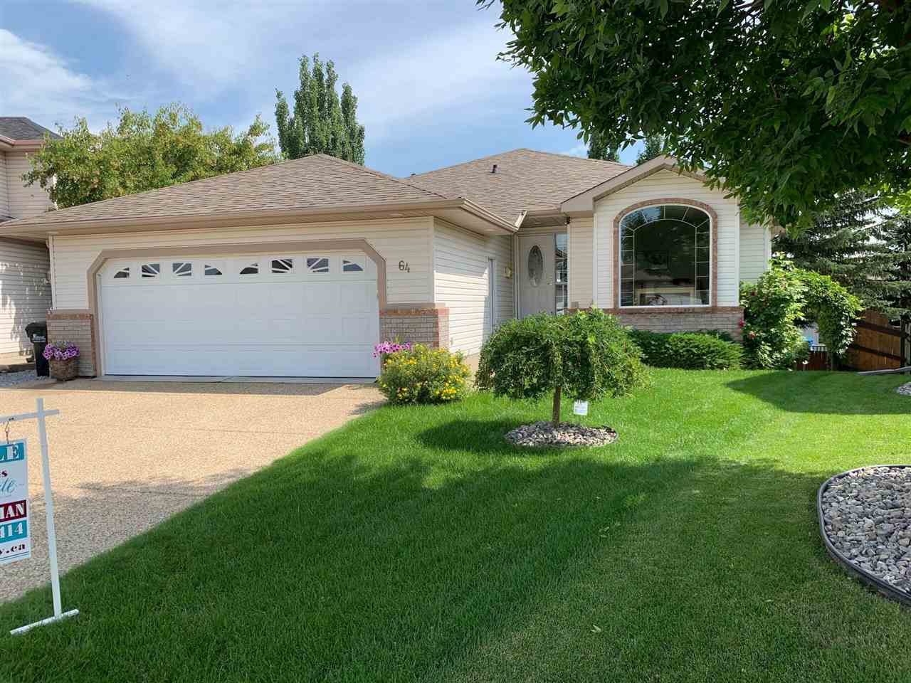 MLS® listing #E4166010 for sale located at 64 CHANCERY Way