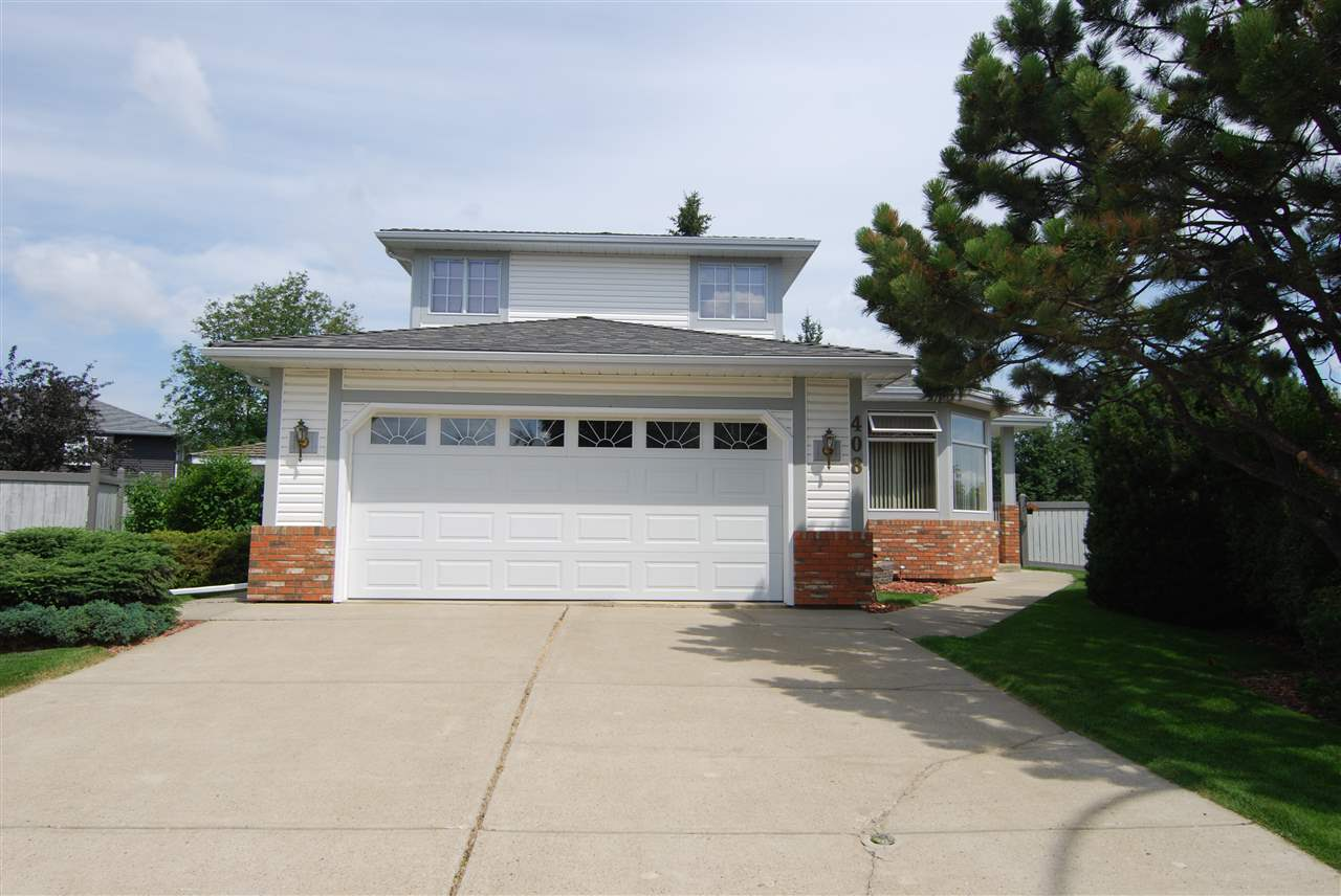 MLS® listing #E4166015 for sale located at 408 Butchart Drive