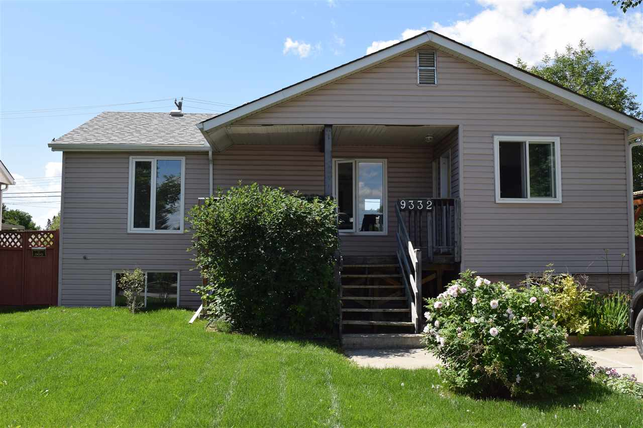 MLS® listing #E4166023 for sale located at 9332 153 Street