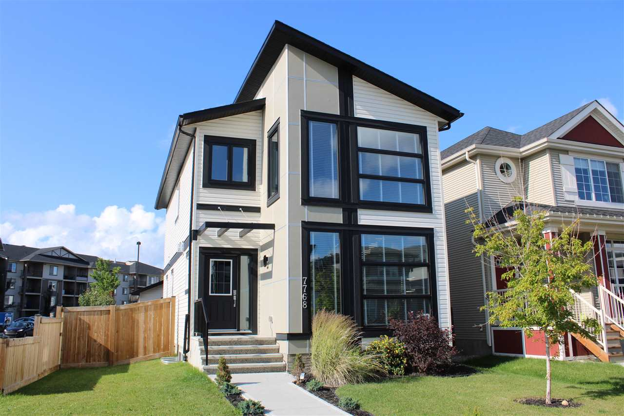 MLS® listing #E4166043 for sale located at 7768 181 Avenue NW