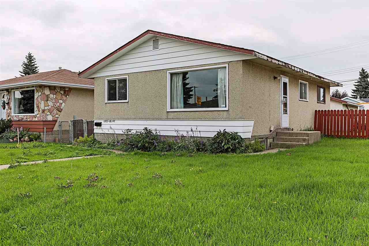 MLS® listing #E4166045 for sale located at 6303 86 Avenue