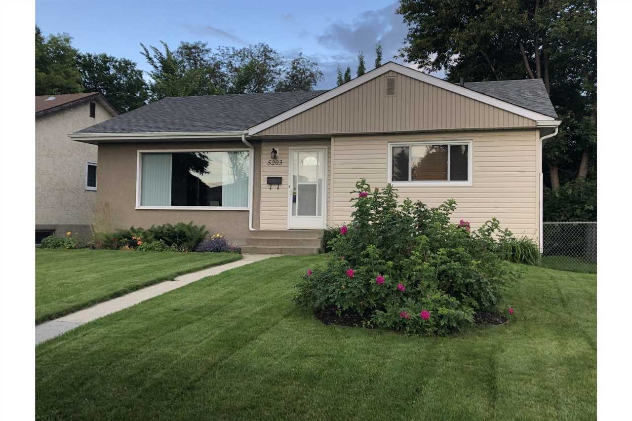 MLS® listing #E4166048 for sale located at 5203 106 Avenue