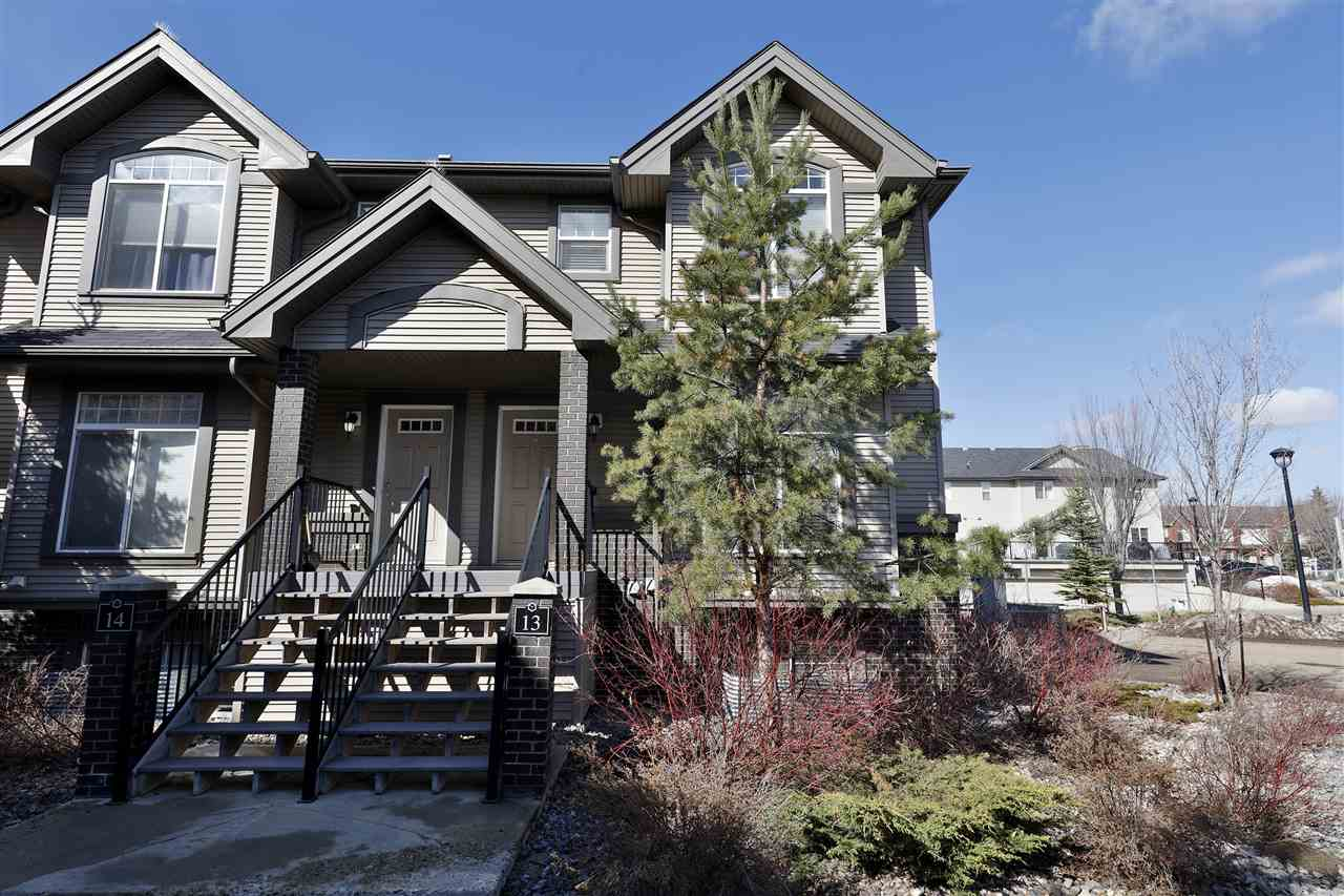 MLS® listing #E4166050 for sale located at 13 4755 Terwillegar Common