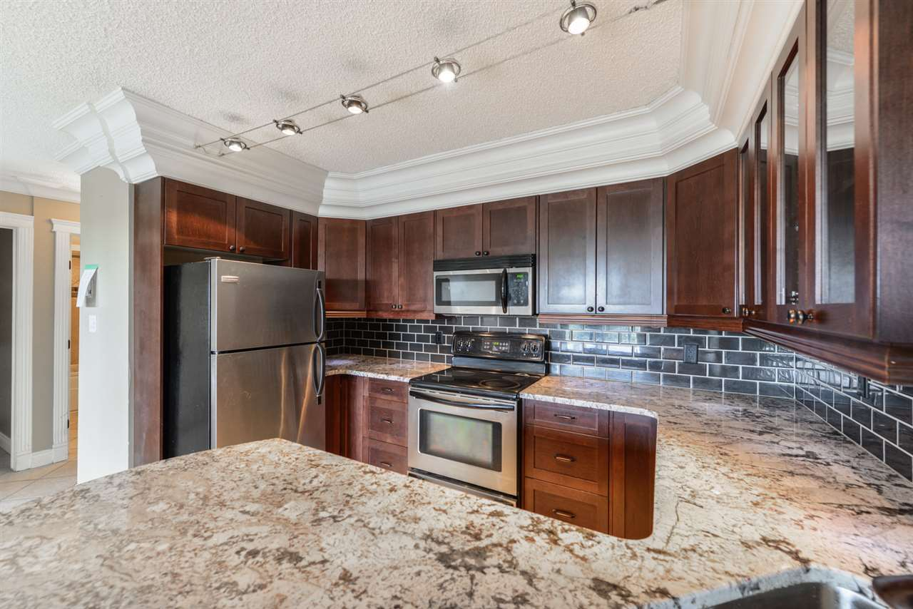 MLS® listing #E4166057 for sale located at 602 9342 103 Avenue