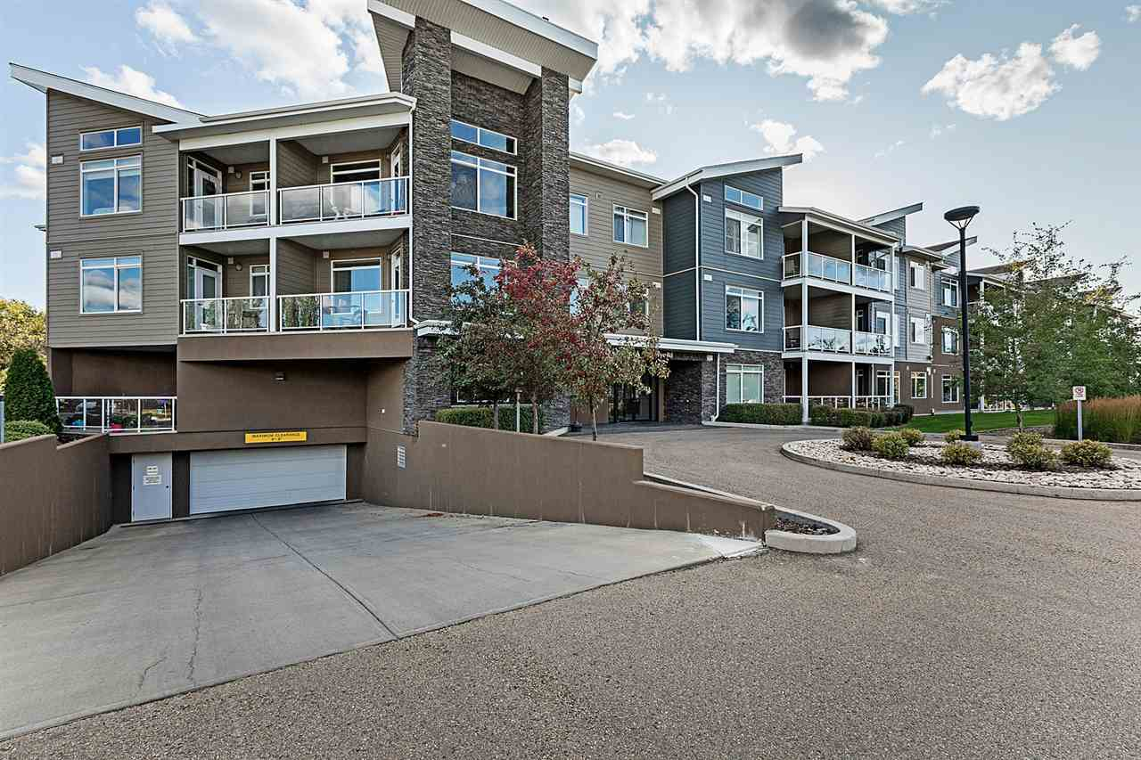 MLS® listing #E4166095 for sale located at 214 279 WYE Road