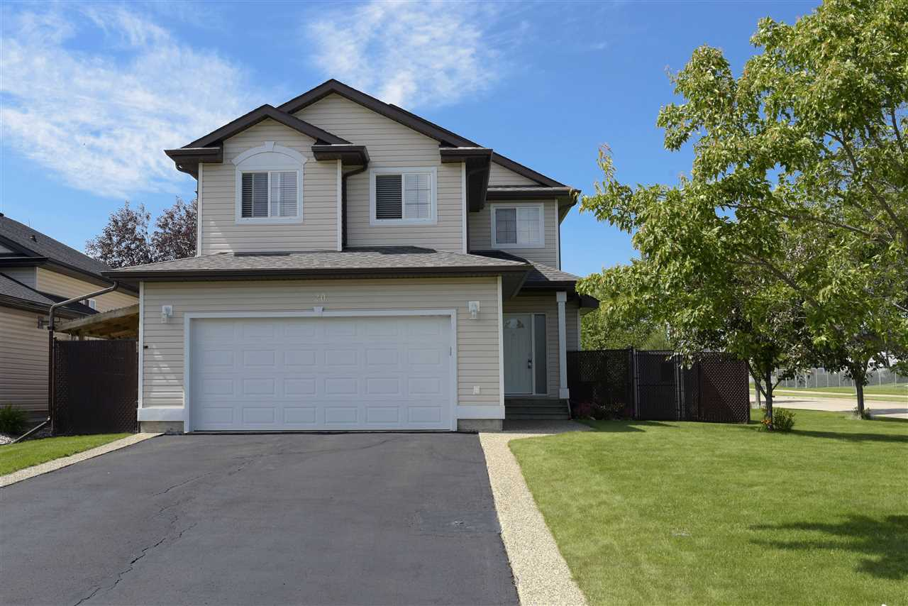 MLS® listing #E4166096 for sale located at 20 BRIARWOOD Point(e)
