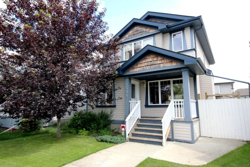 MLS® listing #E4166110 for sale located at 5598 STEVENS Crescent