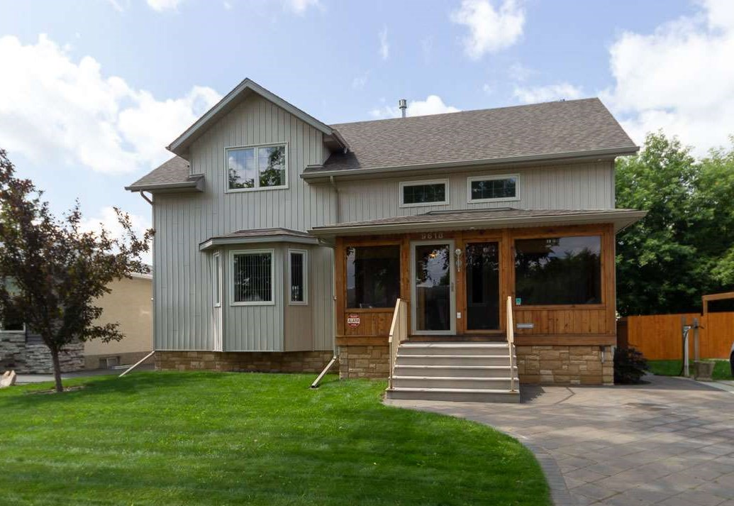 MLS® listing #E4166115 for sale located at 9618 154 Street
