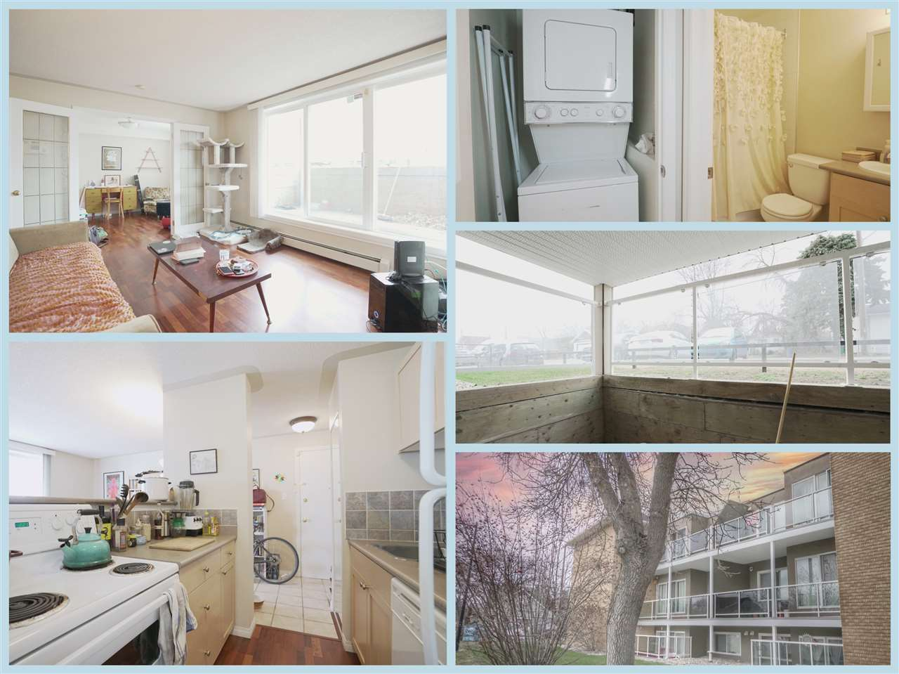MLS® listing #E4166151 for sale located at 30 11010 124 Street