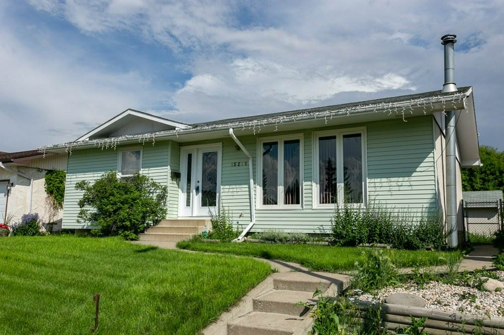 MLS® listing #E4166172 for sale located at 15219 119 Street