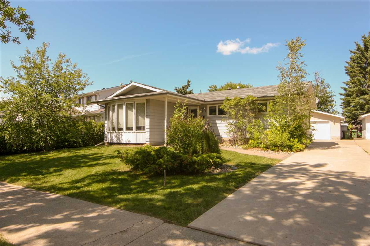 MLS® listing #E4166175 for sale located at 8512 92 Avenue