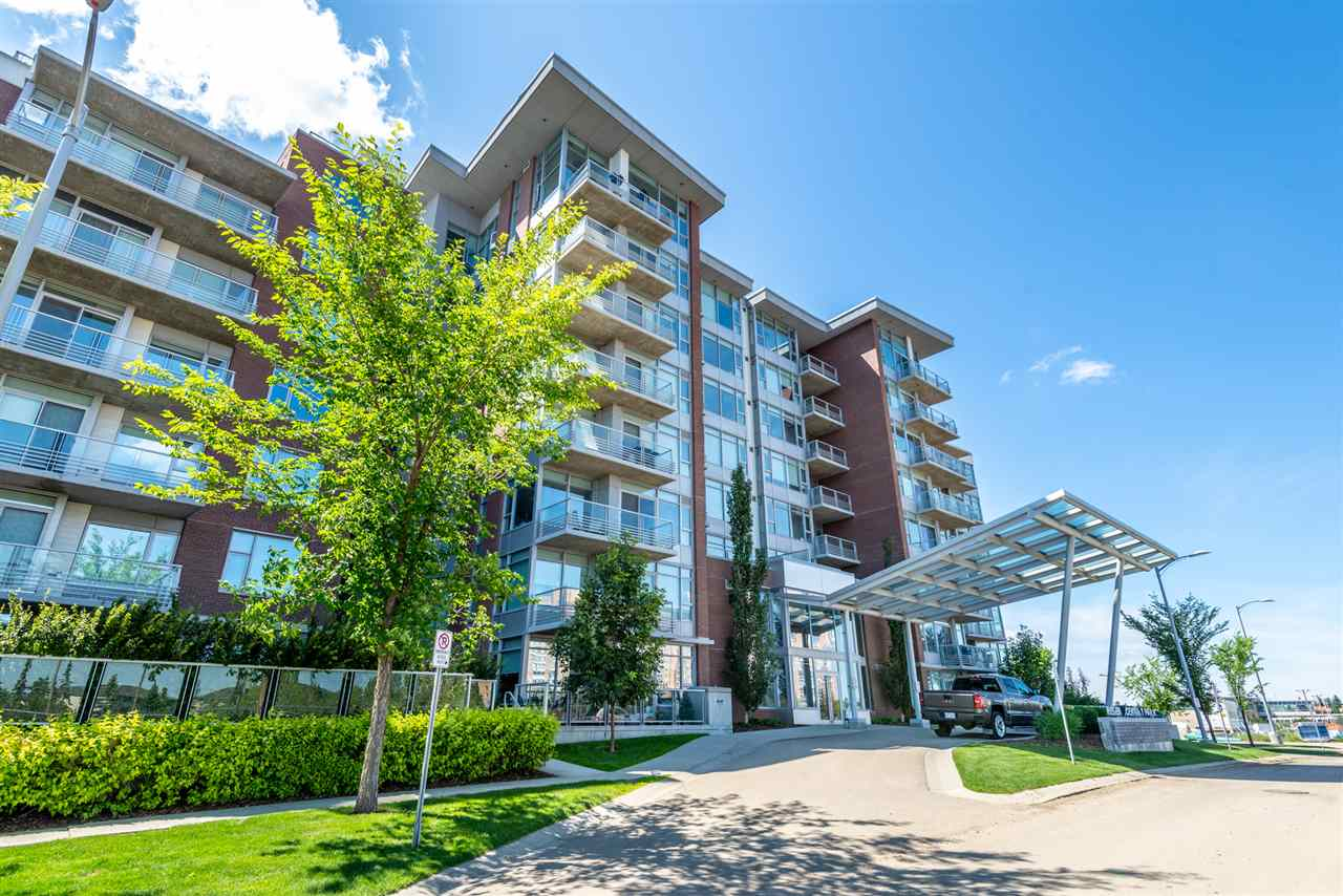 MLS® listing #E4166187 for sale located at 414 2612 109 Street