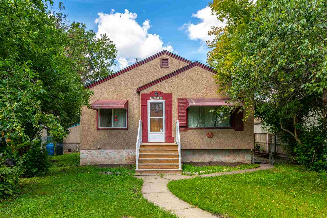 MLS® listing #E4166215 for sale located at 11120 75 Avenue