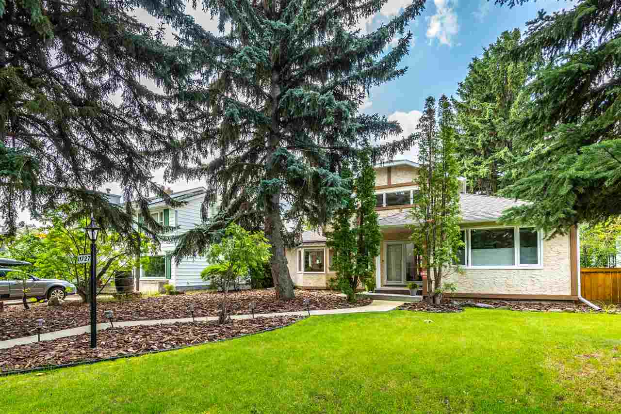 MLS® listing #E4166217 for sale located at 11727 91 Avenue