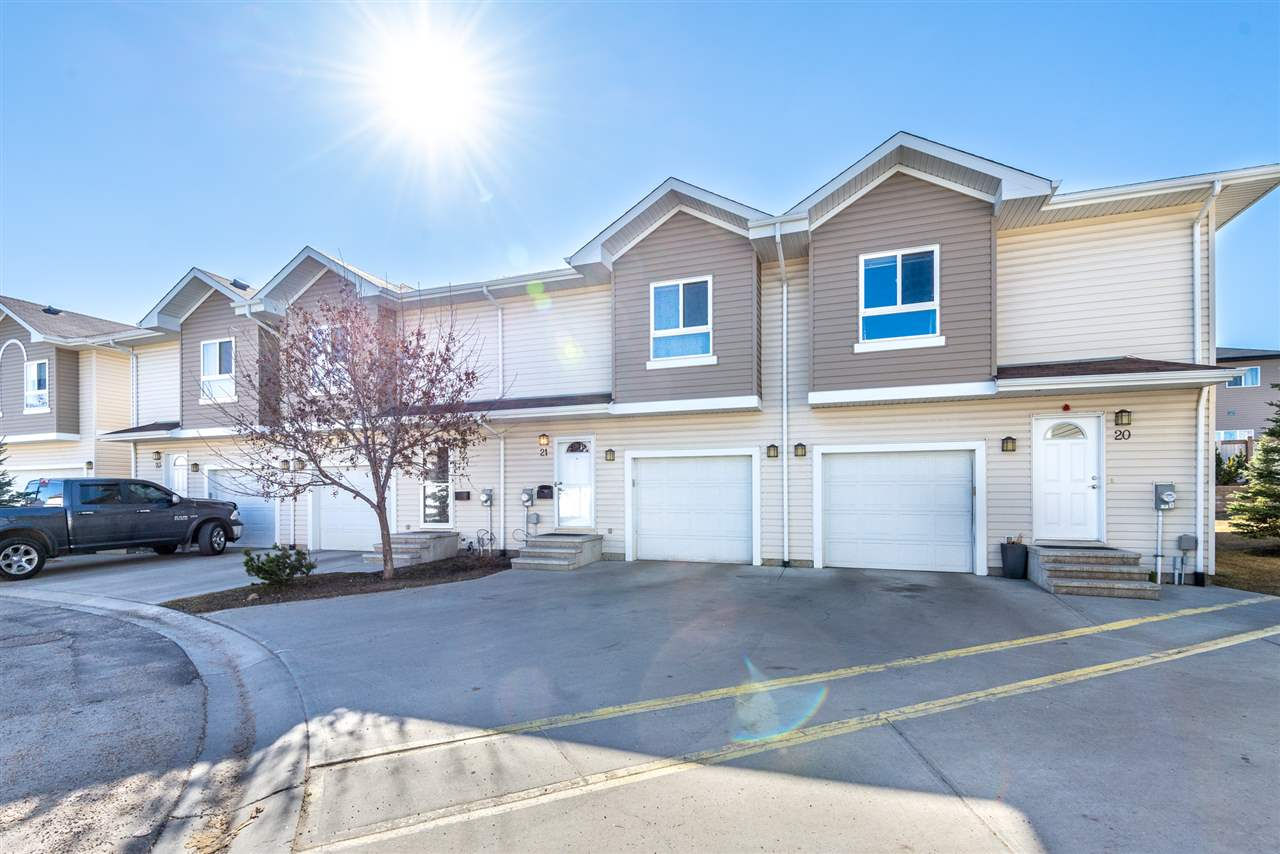 MLS® listing #E4166219 for sale located at 21 5120 164 Avenue