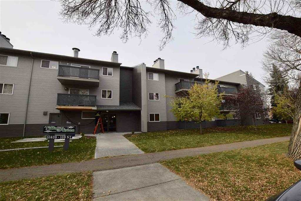 MLS® listing #E4166224 for sale located at 314 10838 108 Street