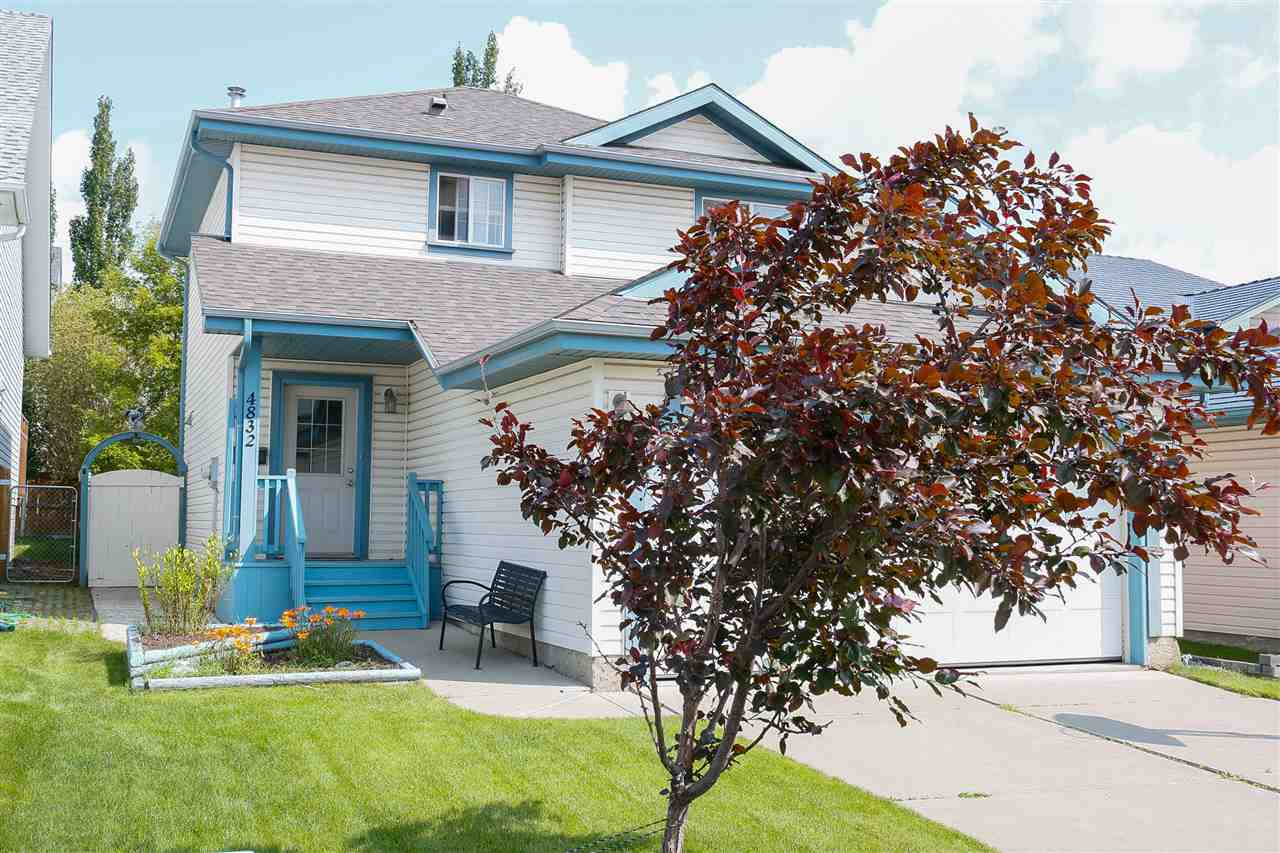 MLS® listing #E4166226 for sale located at 4832 148 Avenue