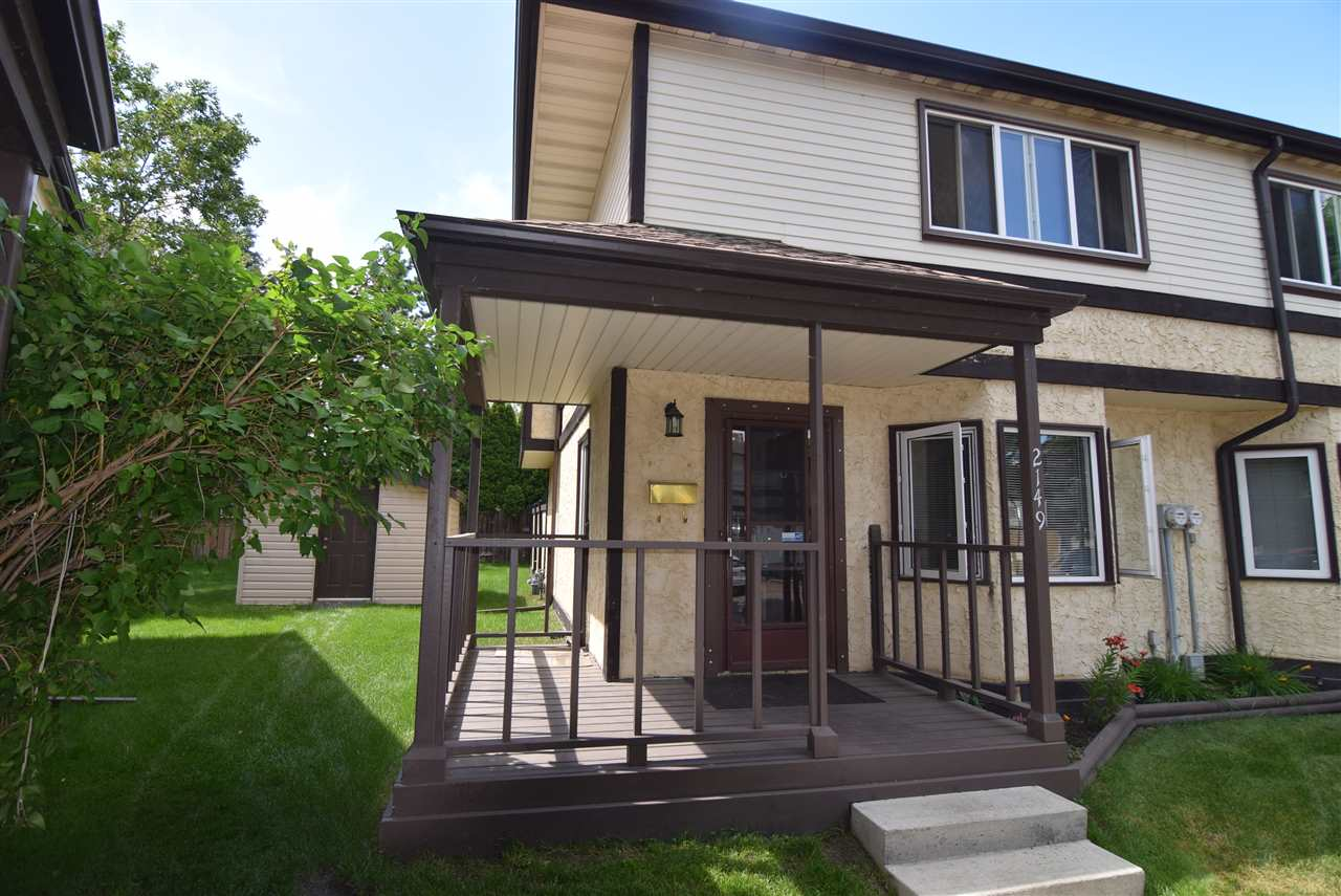 MLS® listing #E4166246 for sale located at 2149 141 Avenue