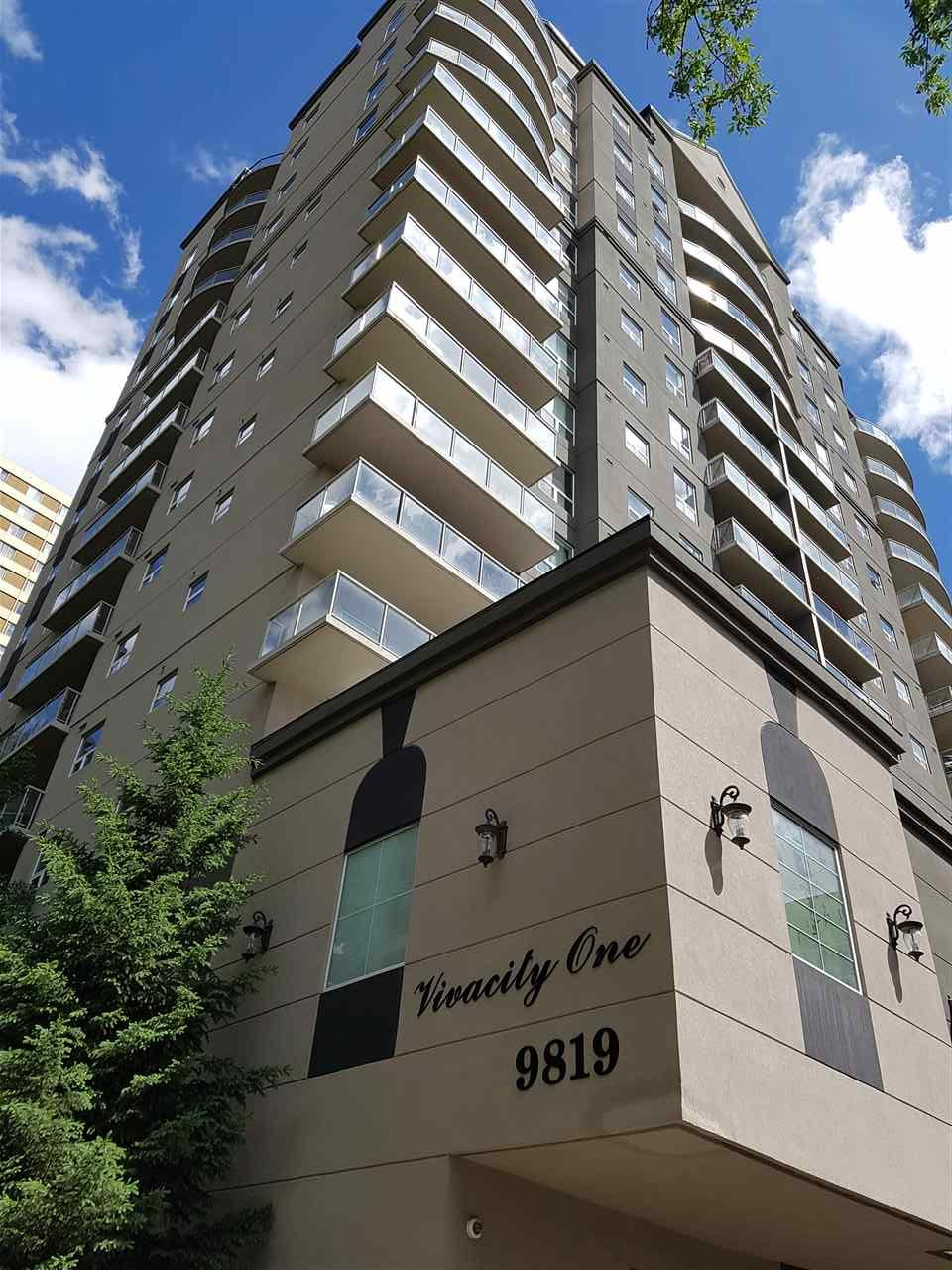 MLS® listing #E4166271 for sale located at 604 9819 104 Street