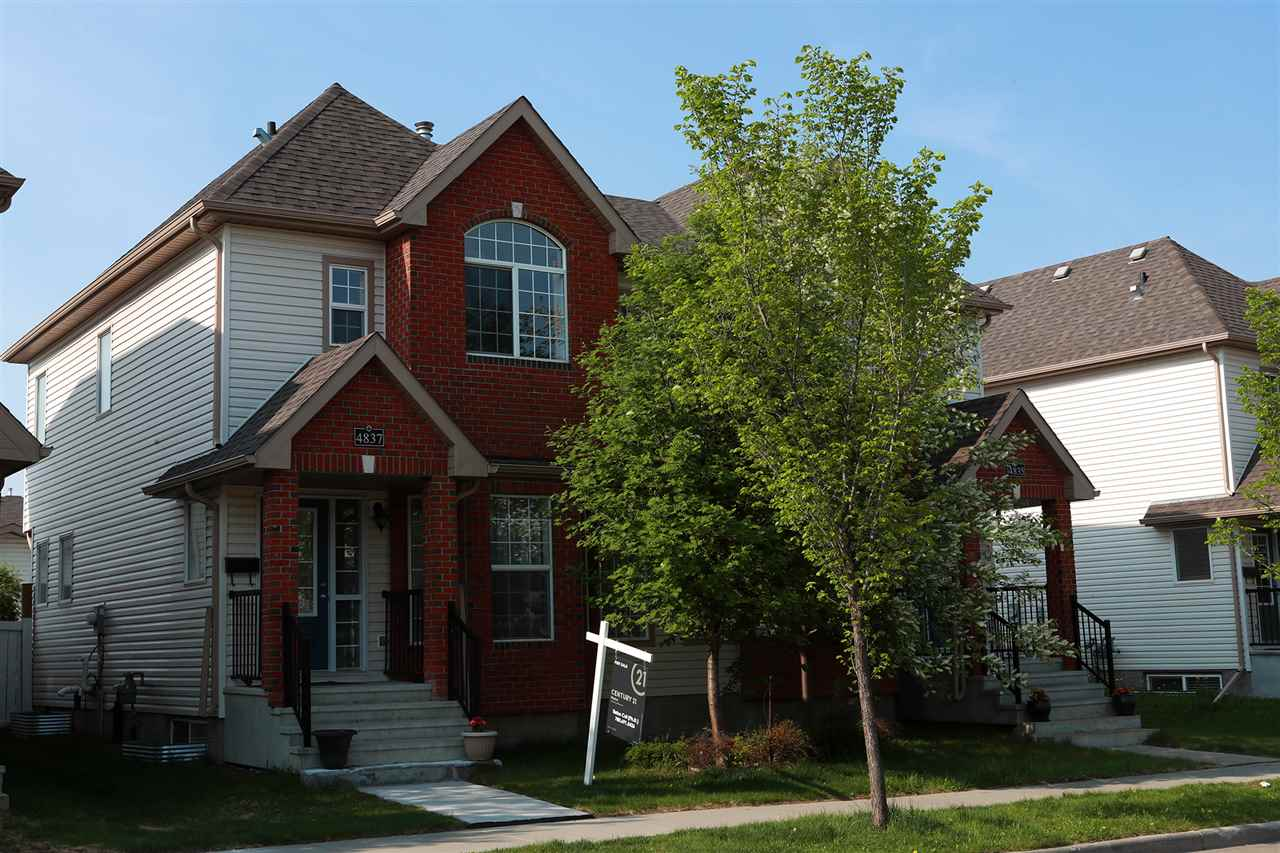 MLS® listing #E4166277 for sale located at 4837 TERWILLEGAR Common