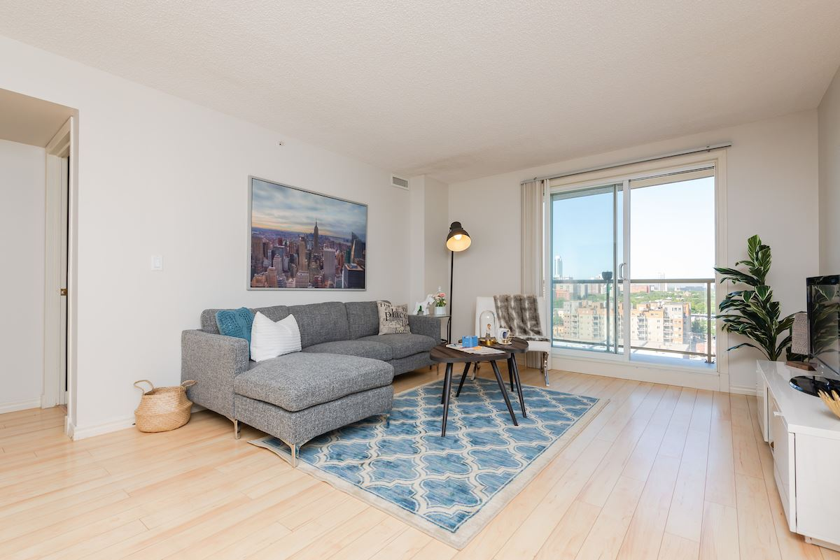 MLS® listing #E4166305 for sale located at 1207 10909 103 Avenue