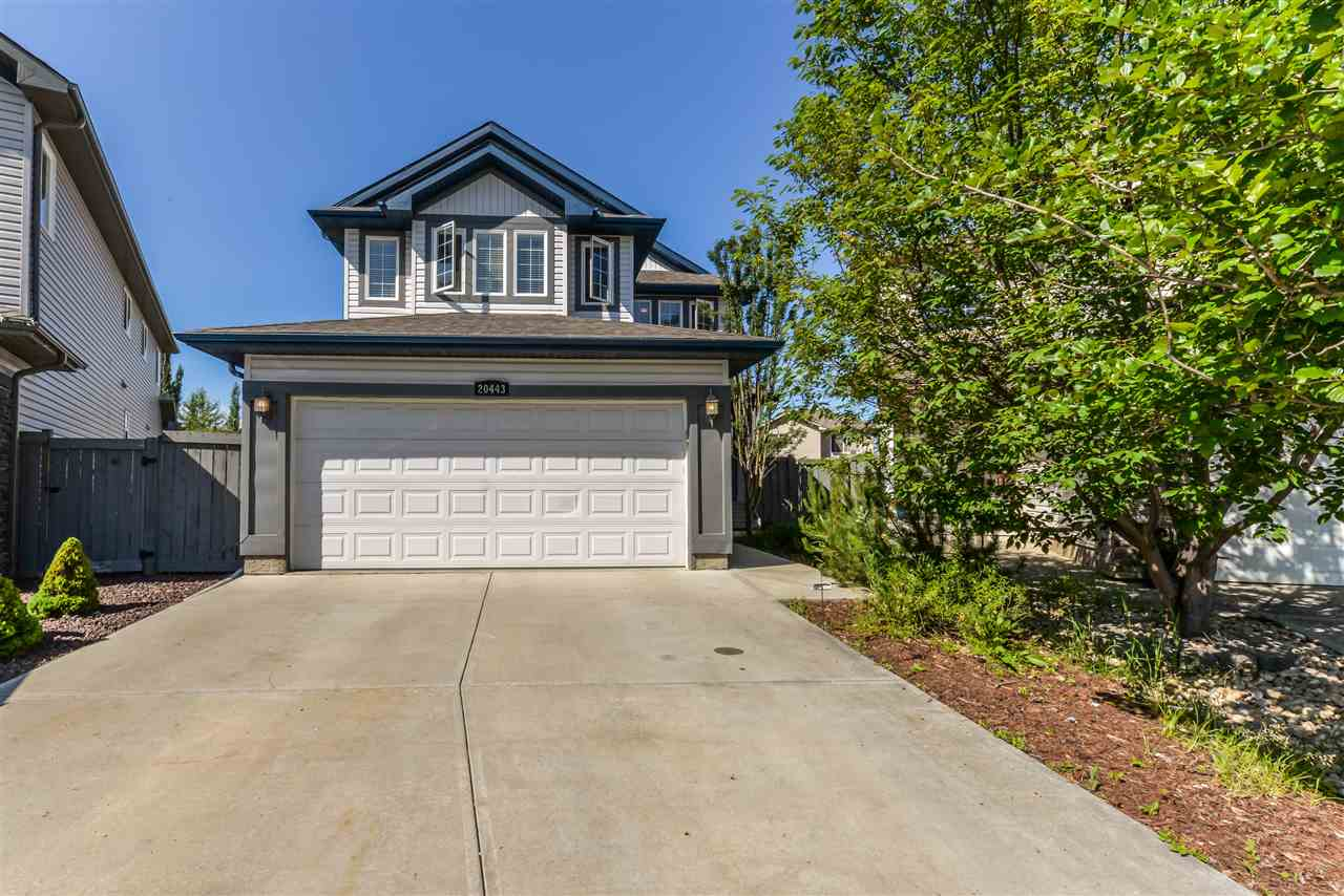MLS® listing #E4166306 for sale located at 20443 51 Avenue