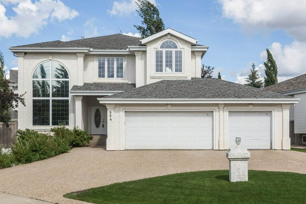 MLS® listing #E4166307 for sale located at 864 TWIN BROOKS Close
