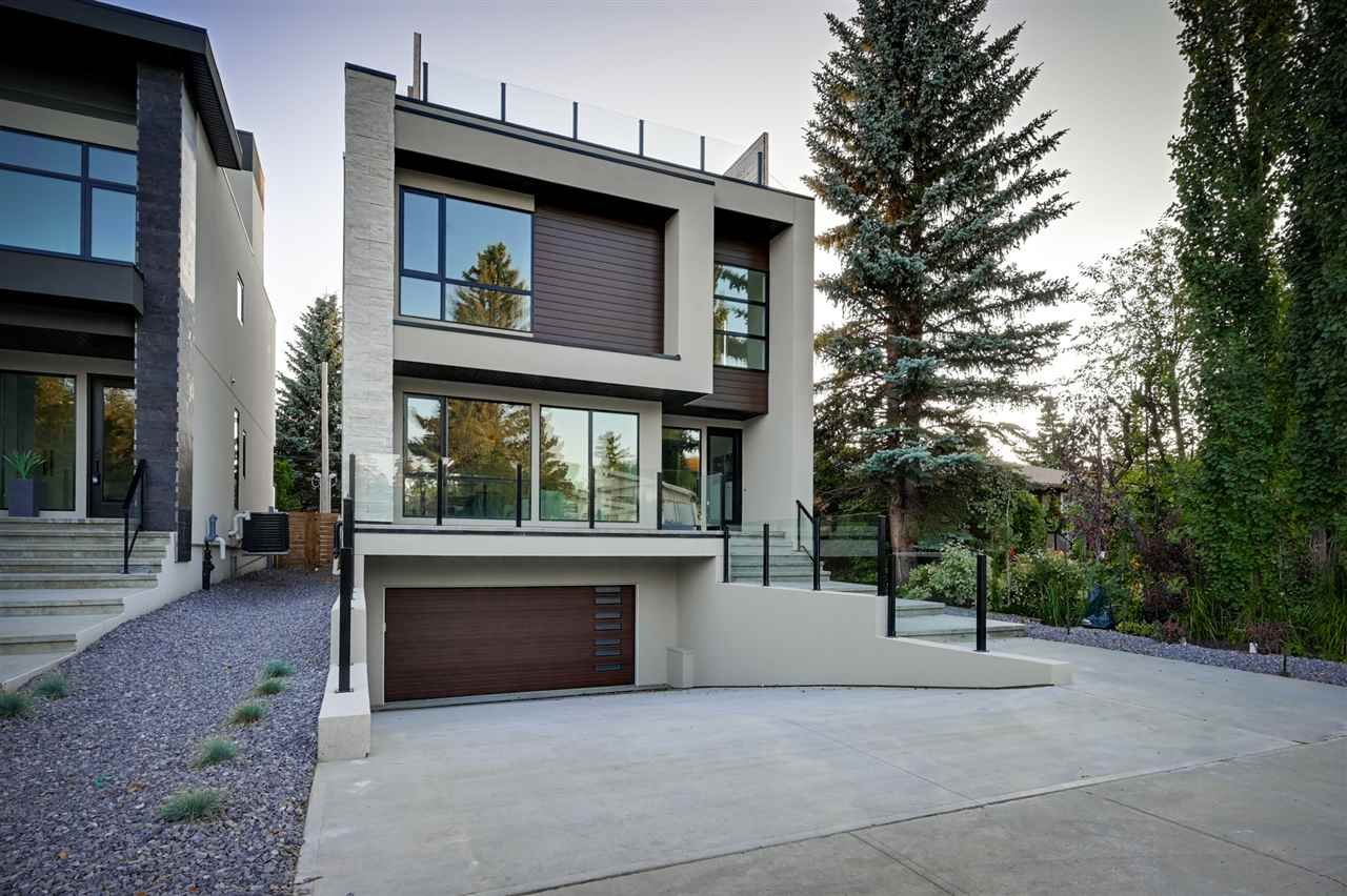 MLS® listing #E4166346 for sale located at 7304 155 Street