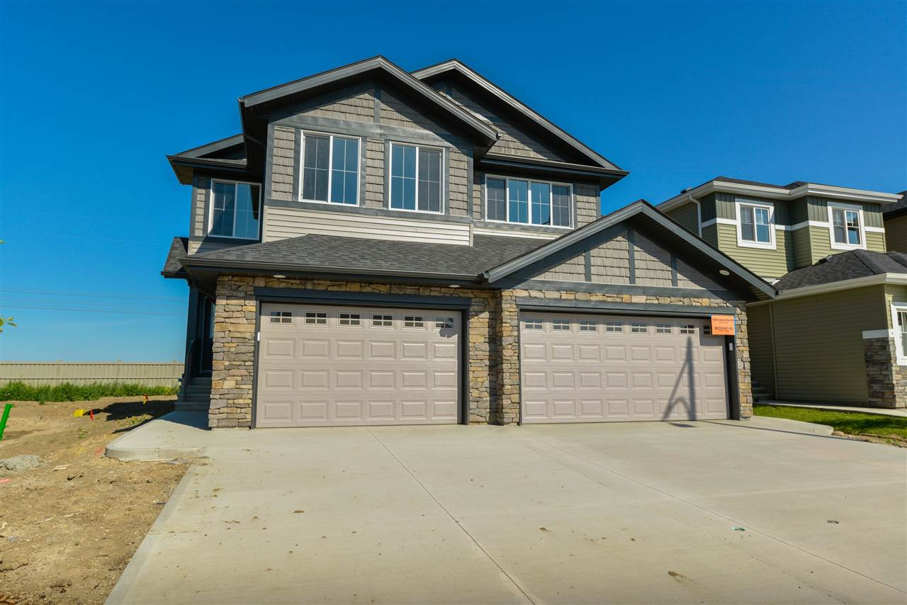 MLS® listing #E4166355 for sale located at 7538 CREIGHTON Place SW