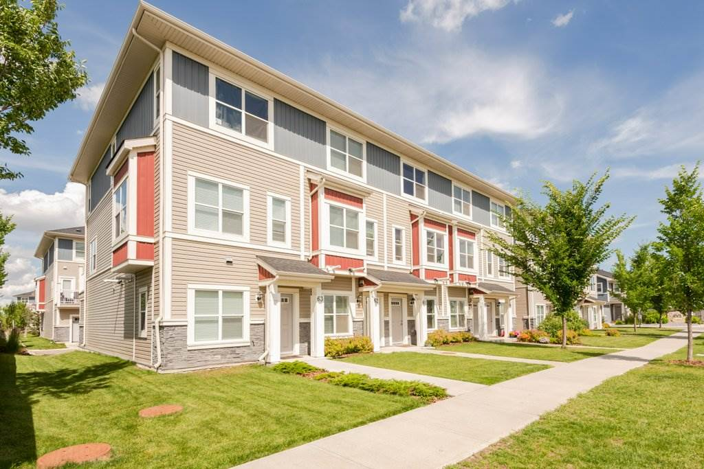 MLS® listing #E4166373 for sale located at 61 3710 Allan Drive