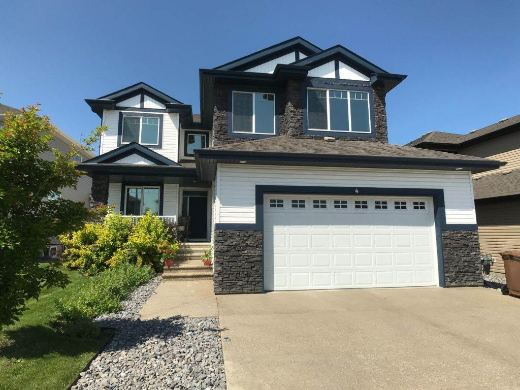 MLS® listing #E4166380 for sale located at 4 Nadia Place