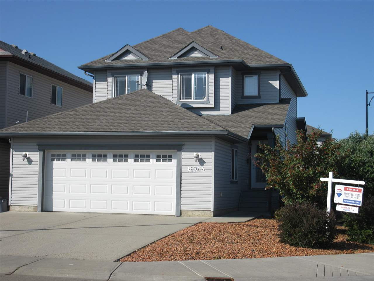 MLS® listing #E4166387 for sale located at 16744 119 Street