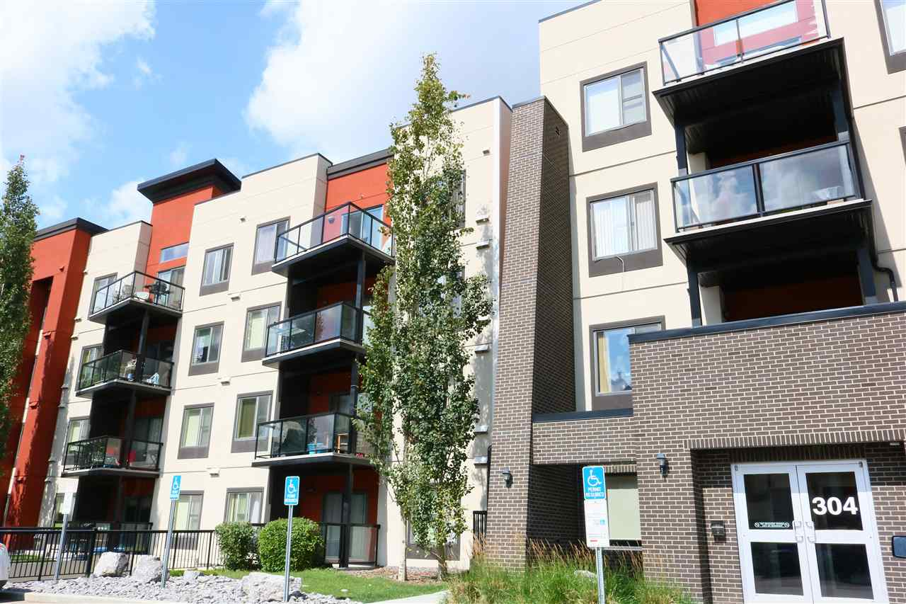 MLS® listing #E4166388 for sale located at 214 304 AMBLESIDE Link