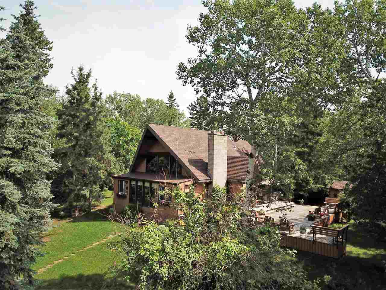 MLS® listing #E4166420 for sale located at 23 51404 RGE RD 264