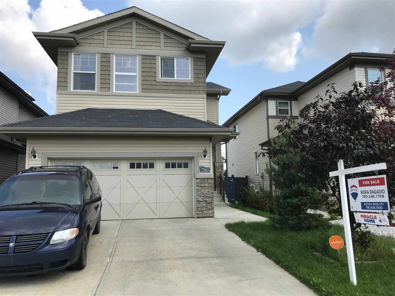 MLS® listing #E4166433 for sale located at 7363 GETTY Heath