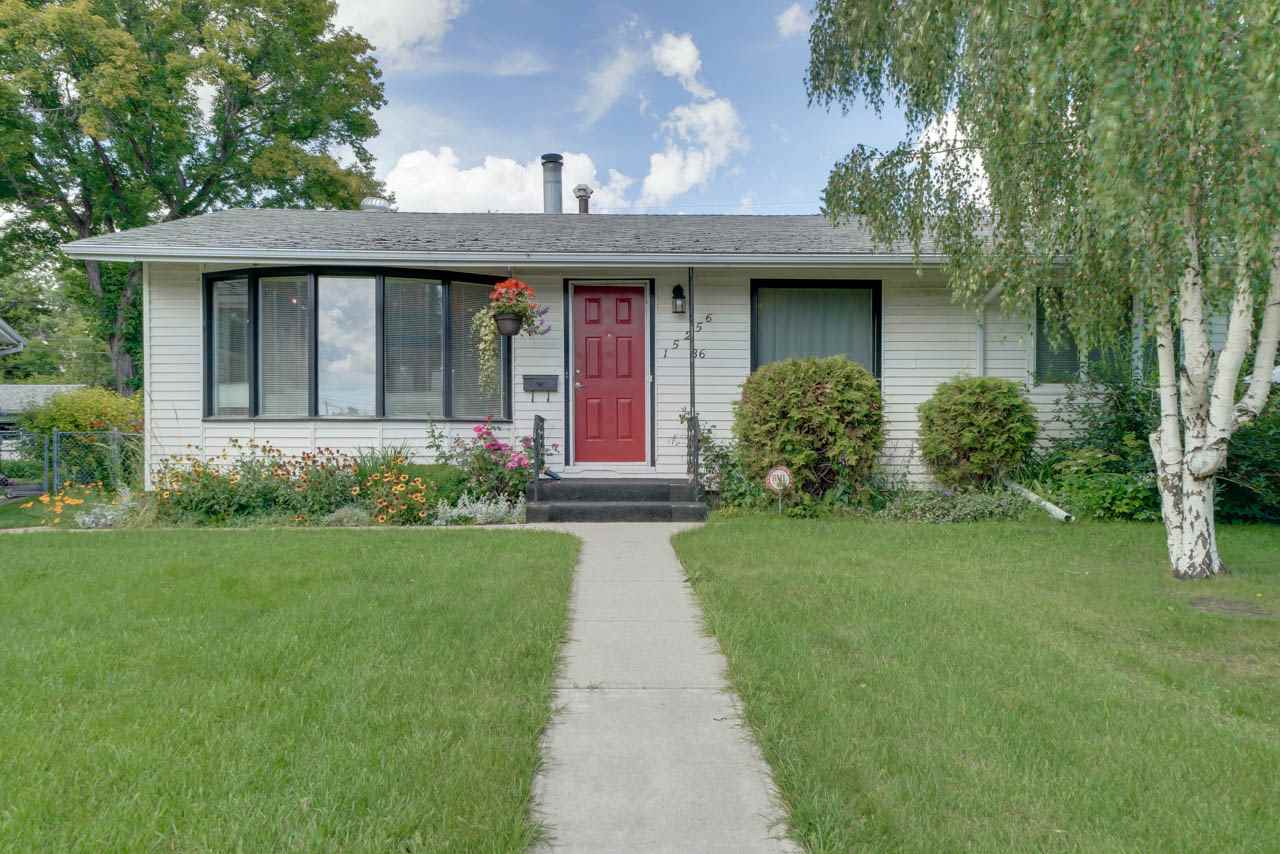 MLS® listing #E4166434 for sale located at 15256 86 Avenue