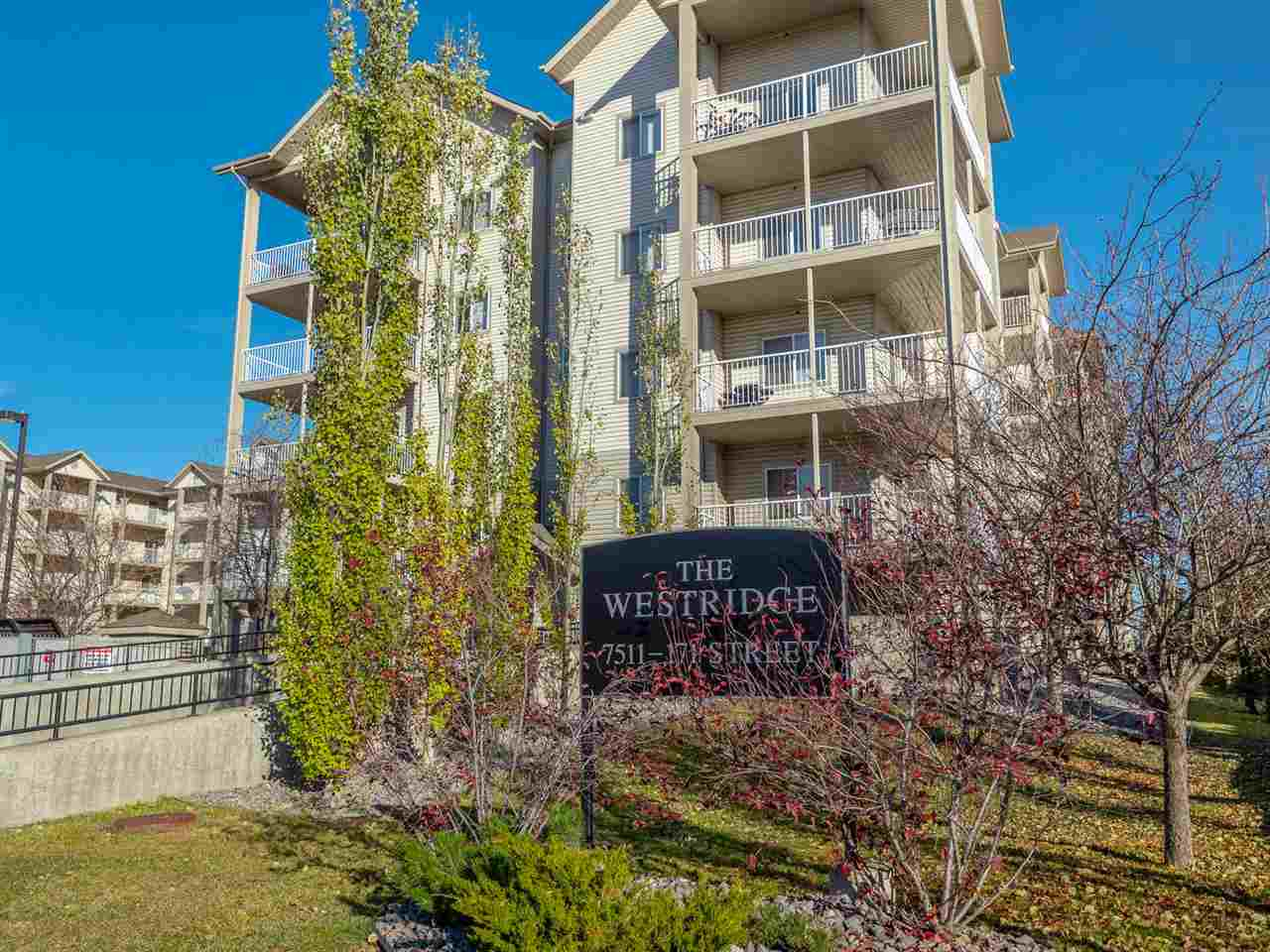 MLS® listing #E4166446 for sale located at 302 7511 171 Street
