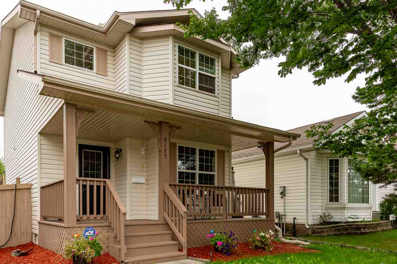 MLS® listing #E4166455 for sale located at 9127 166 Avenue