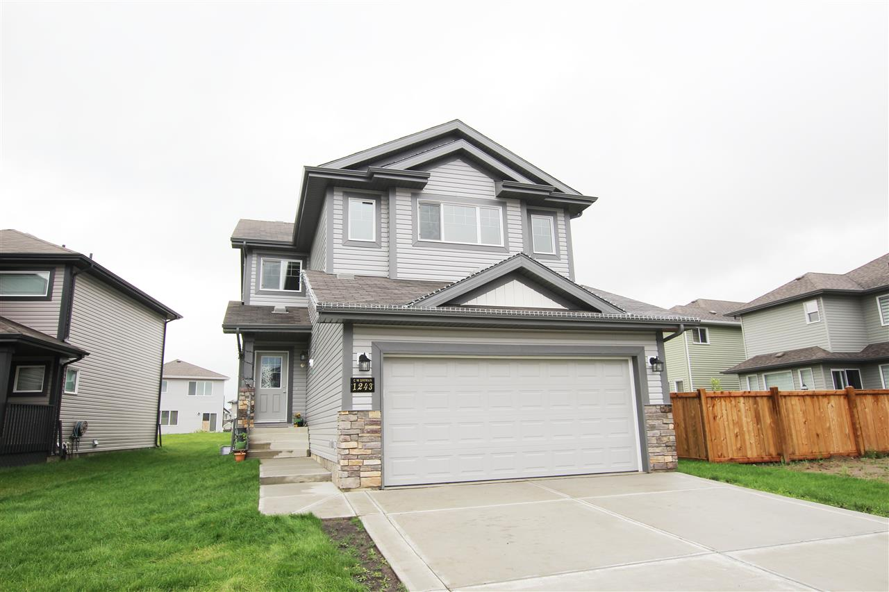 MLS® listing #E4166456 for sale located at 1243 25 Avenue