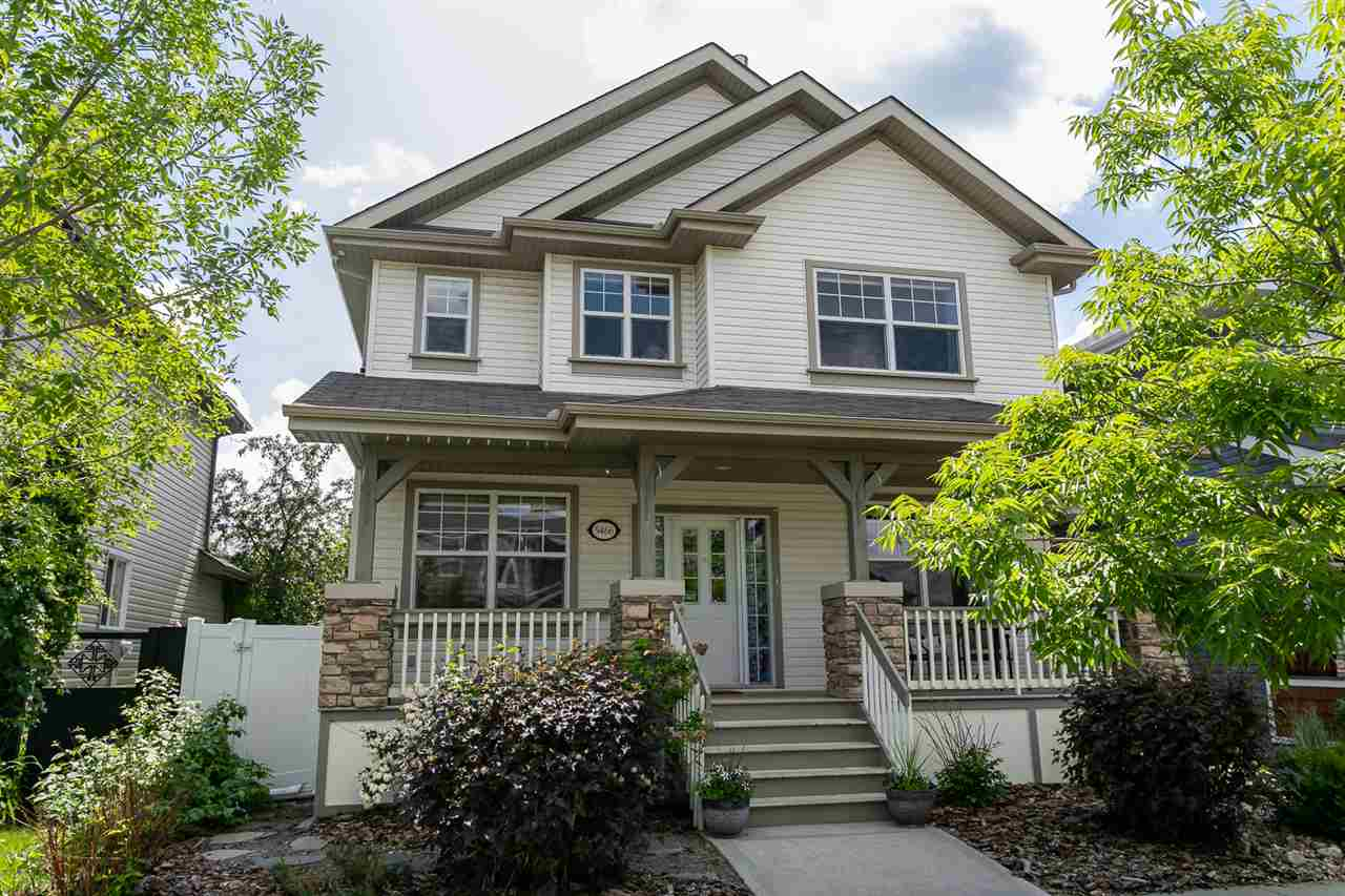 MLS® listing #E4166462 for sale located at 5466 THIBAULT Wynd